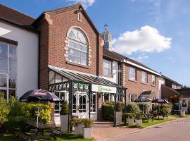 Holiday Inn Ipswich Orwell, hotel in Ipswich