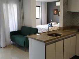Cacau Flat Premium Ponta Negra Novíssimo, accessible hotel in Natal