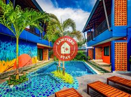 OYO 422 Jane​ Homestay​ And​ Resort​, hotel near Chalong Pier, Rawai Beach