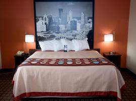Super 8 by Wyndham Altoona, pet-friendly hotel in Altoona