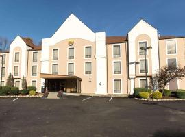 Comfort Inn Pittsburgh, hotel near Pittsburgh International Airport - PIT, Pittsburgh
