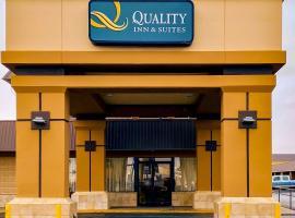 Quality Inn & Suites Airport, motel in El Paso