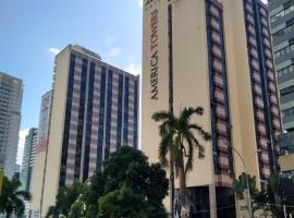 América Towers 611, hotel in Salvador