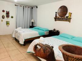 Hotel Cacao Río Celeste, hotel en Bijagua