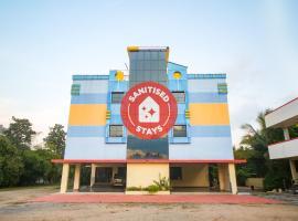 OYO 65953 Hotel Shashva Park, hotel in Kāverippattanam