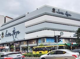 ACES Hotel Kuala Lumpur, accessible hotel in Kuala Lumpur
