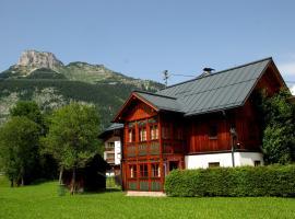 Haus Moser, hotel in Altaussee