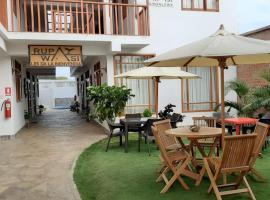 Bungalows Rupay Wasi, hotel in Los Órganos