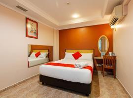 Hotel Fuji (SG Clean, Staycation Approved), hôtel à Singapour près de: Aéroport Changi - SIN