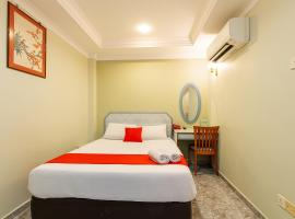 Hotel Fuji (SG Clean, Staycation Approved), hotel near Changi Airport - SIN, Singapore