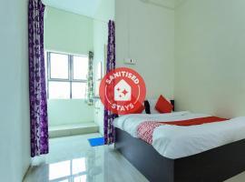 OYO 75657 Hotel Omkar Lodge, hotel near Aurangabad Airport - IXU, Aurangabad