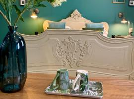 Be Cottage Hotel, hotel near Le Touquet Airport - LTQ,