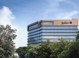 Radisson Blu Mumbai International Airport, отель в Мумбаи