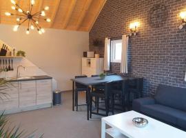 Le rêve Ardennais, apartment in Malmedy