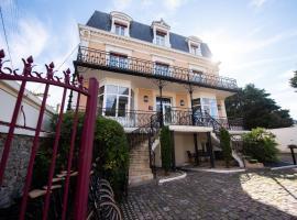 Hôtel La Villefromoy, отель в Сен-Мало
