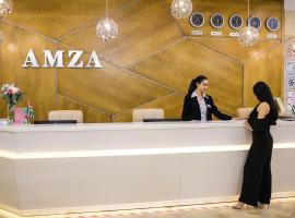 Amza Park Hotel, hotel in Gagra