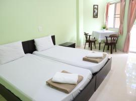 แสนสุขอพาร์ทเมนท์, hotel in Bangsaen