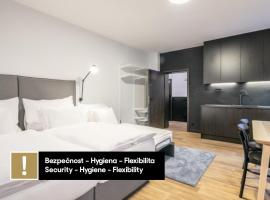 Pytloun Flat Hotel, ubytování v soukromí v destinaci Liberec
