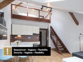 Pytloun Apartments Liberec, hotel v destinaci Liberec