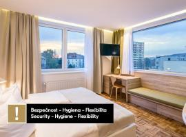 Pytloun Imperial Design Suites – hotel w mieście Liberec