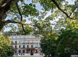 Hôtel Métropole Genève, Hotel in Genf