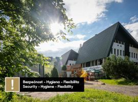 Pytloun Wellness Hotel Harrachov, hotel in Harrachov