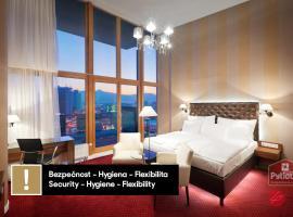 Pytloun City Boutique Hotel, hotel in Liberec