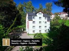 Pytloun Penzion Zelený Háj, ubytování v soukromí v destinaci Liberec