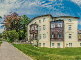 Hotel BERLINER – hotel w pobliżu miejsca Zamek Czocha w Świeradowie Zdroju