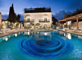 Hotel Villa Blu Capri, hotel ad Anacapri