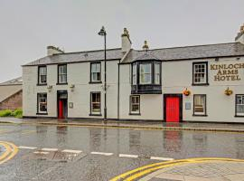OYO Kinloch Arms Hotel, hotel near Kingsbarns Golf Links, Carnoustie