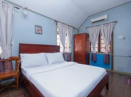 OYO 89873 Nurbayu Chalet, отель в Куантане