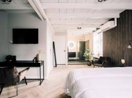 Stadsvilla Suite Willem 1 28m2 apartment met Airco no hotel, apartment in Tilburg