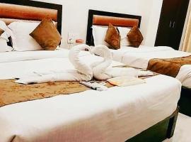 HOTEL BANKE BIHARI, hotel in Haridwār