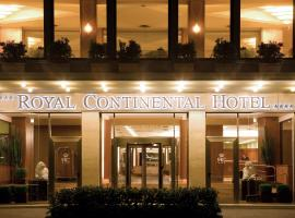 Hotel Royal Continental, hotel in Naples