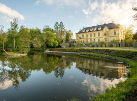 Zámecký hotel Klein, hotel poblíž významného místa Praděd, Sobotín