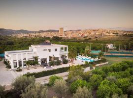 Villa Landolina, farm stay in Noto