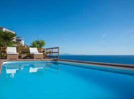 Villa Costanza with Pool Amalfi Coast, hotel with pools in Maiori
