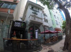 Che Lagarto Hostel Copacabana, hostel no Rio de Janeiro