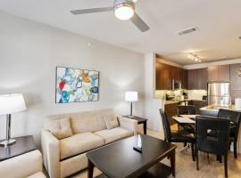 Centrally Located Lux 1 Bedroom Apartment, vacation rental in Dallas