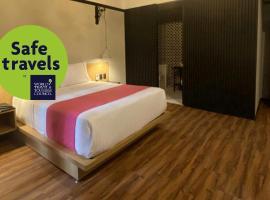 Hotel MX centro, hotel near Benito Juarez International Airport - MEX, Mexico City