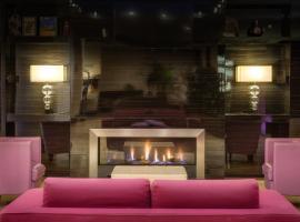 Quality Hotel Green Palace, hotel conveniente a Monterotondo
