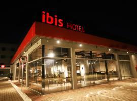 ibis Cuiaba Shopping, hotel in Cuiabá