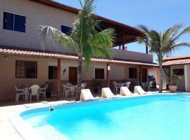 Pousada Estrela Azul, apartment in Canoa Quebrada
