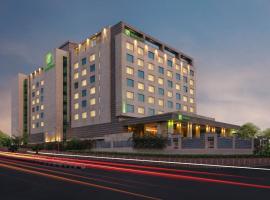 Holiday Inn Jaipur City Centre, luxury hotel in Jaipur