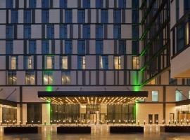 Holiday Inn Dubai Al-Maktoum Airport, an IHG Hotel, hotel near Al Maha Wildlife Reserve, Dubai