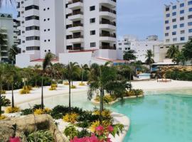Hotel Arena Blanca by Dorado, hotel in San Andrés