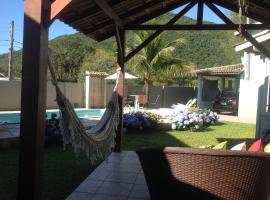 Excelente casa para descanso e lazer, casa de temporada em Florianópolis