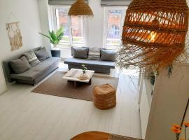 Sfeervol, luxe appartement Knokke, apartment in Knokke-Heist