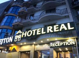 Hotel Real, hotel in Prishtinë